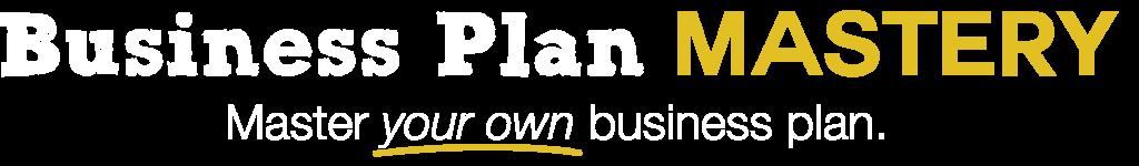 Business Plan Mastery Logo & Slogan